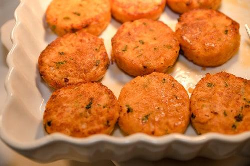 Salmon Cakes  photo