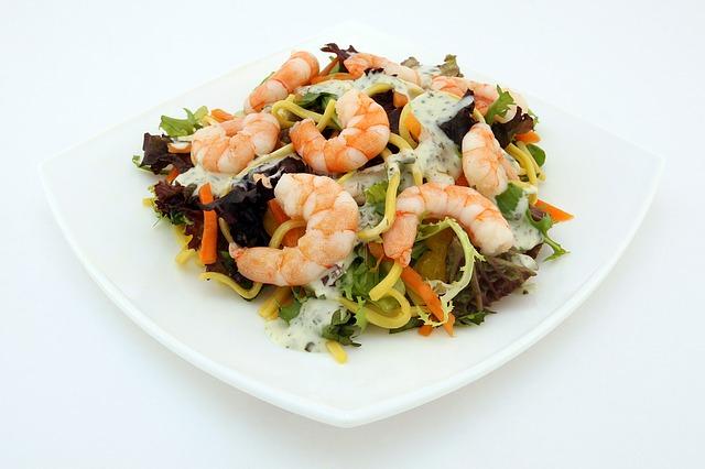 Shrimp Pasta Salad photo