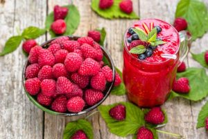 Raspberry Delight Smoothie