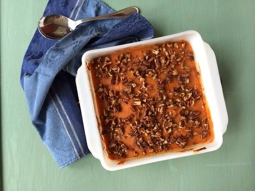 Sweet Potato Casserole photo