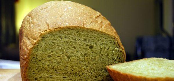 Tea Bread with Sweet Potatoes