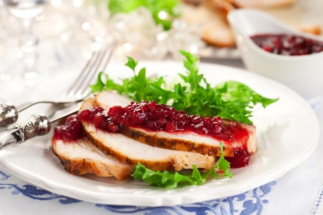 Balsamic Turkey Breast Recipe With Cranberry Sauce Recipes Mania