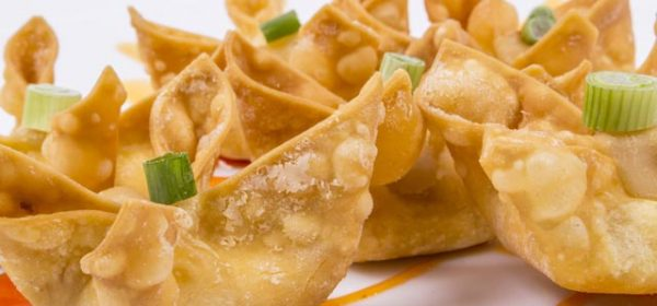Wonton Recipe for Two with Pork and Spinach